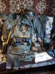 Униформа Вермахта.