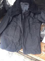 куртки танковые армейские
